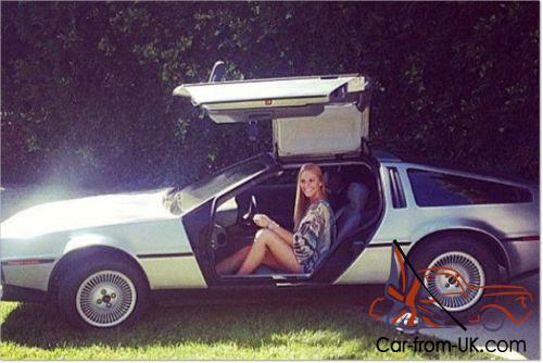 1981 delorean dmc 12  delorean car blueprints, including