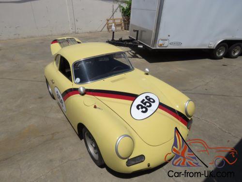 1965 Porsche 356 356 Race Car Outlaw SC/C