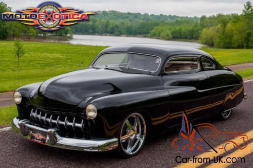 1950 Mercury Coupe Custom Chop Top