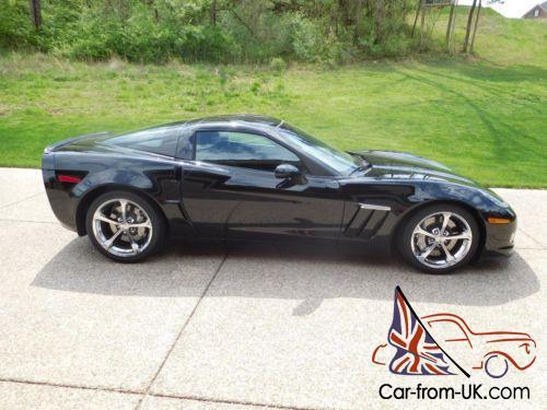 C6 Grand Sport >> 2013 Chevrolet Corvette Grand Sport C6