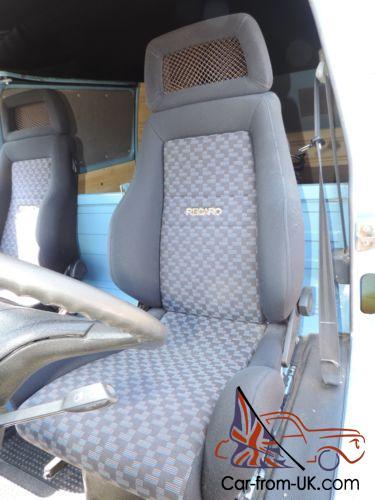 1984 Volkswagen Bus/Vanagon Panel Van