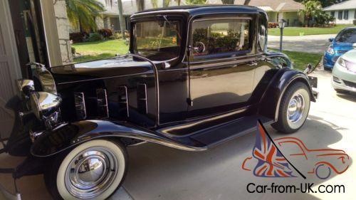 1932 Chevrolet Deluxe Confederate Sport Coupe