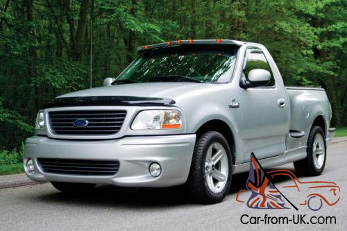 Ford Svt Lightning >> 2004 Ford F 150 Svt Lightning