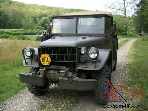 1953 Dodge Power Wagon M37