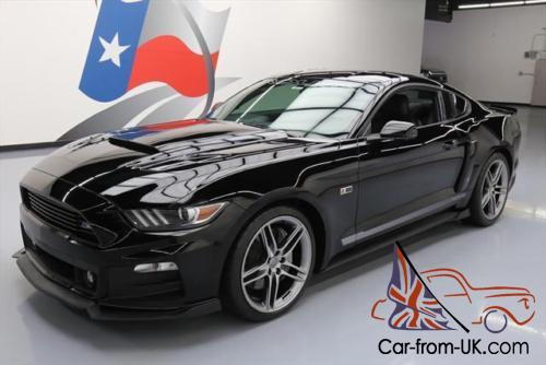 Roush Mustang Wheels >> 2015 Ford Mustang Roush Stage5 0 Auto 20 Wheels