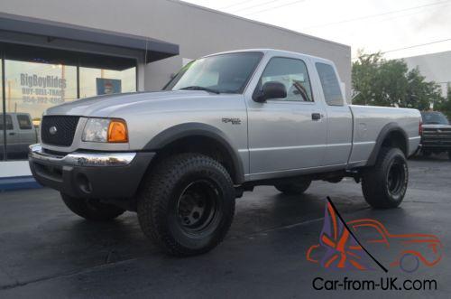 2001 Ford Ranger Xlt Off Rd