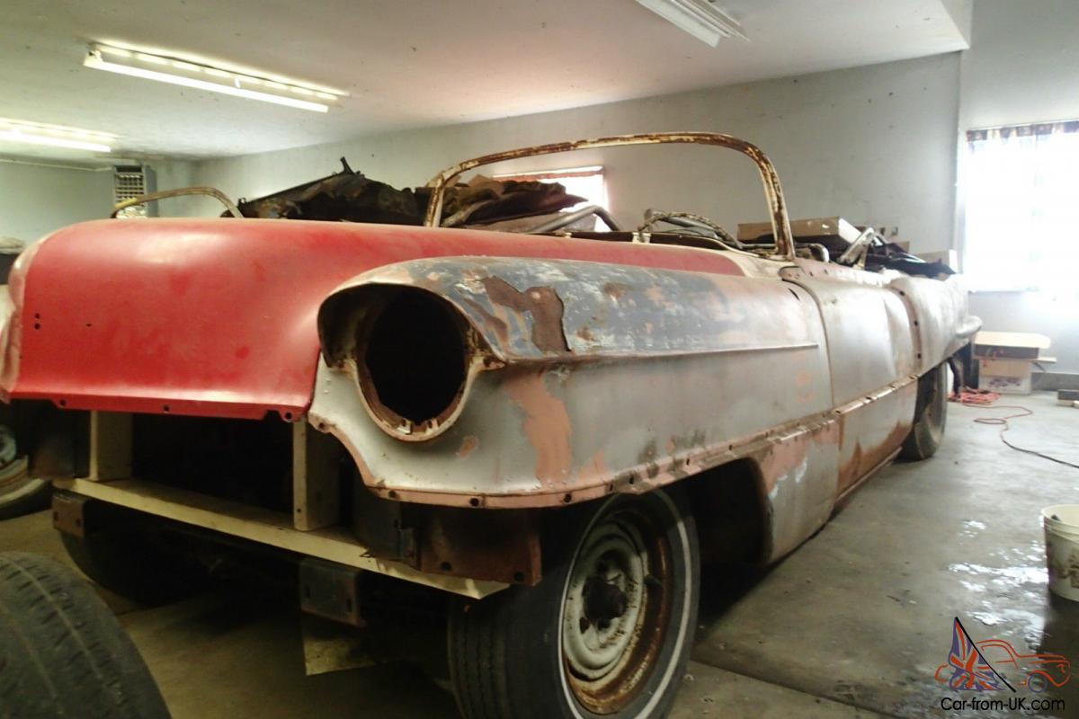1956 Cadillac Eldorado | eBay