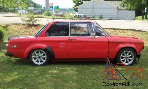 BMW 2002 Tii For Sale >> 1973 Bmw 2002 Tii