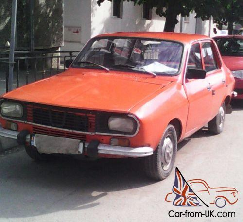 Renault 12: 1973 Other Makes G80 Dacia 1300 (renault 12