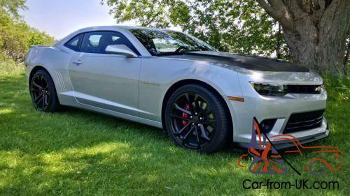 2014 Chevrolet Camaro Ss 1le