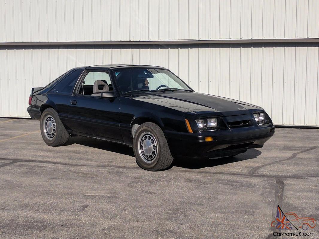 1983 ford mustang hatchback 2 door ebay