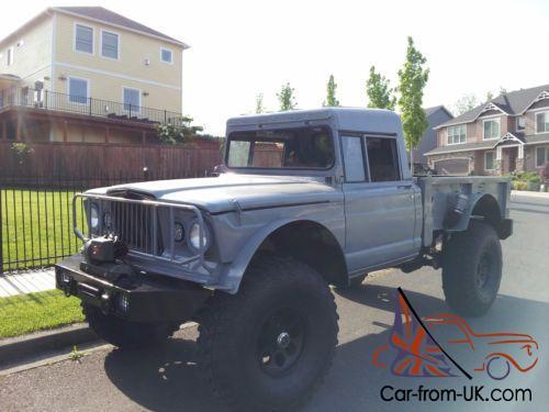 Jeep M715 1968