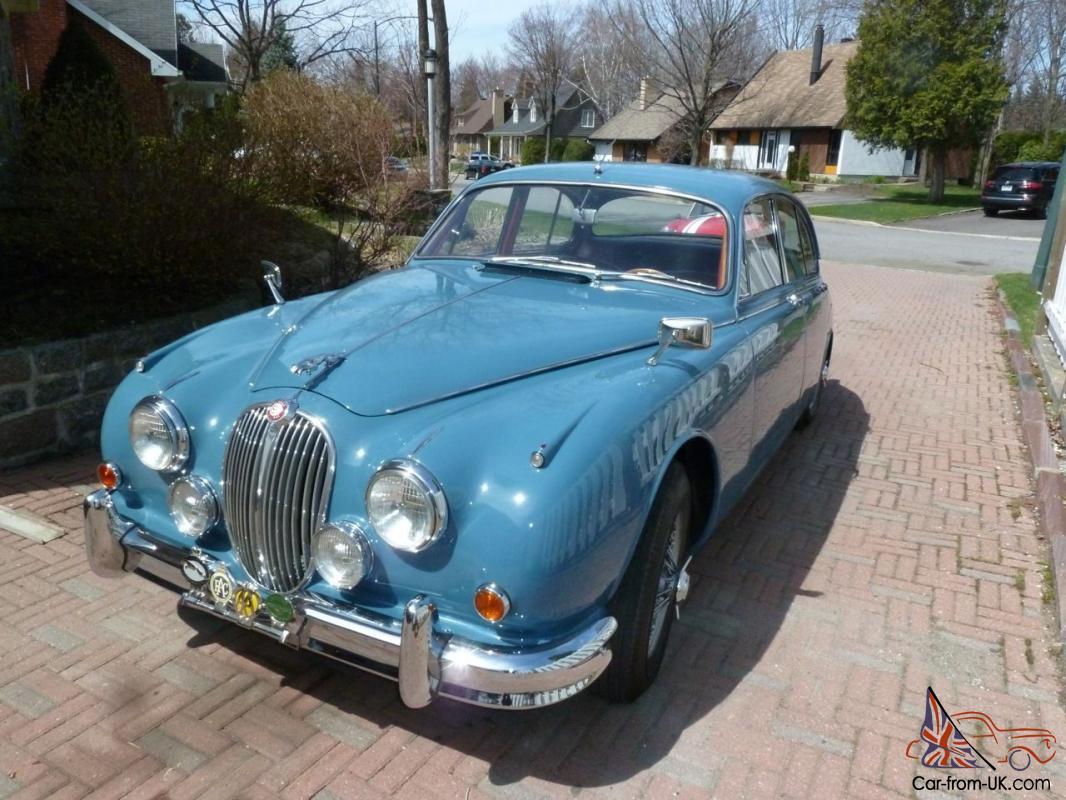 1961 Jaguar MARK II | eBay