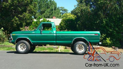 1978 Ford F250 >> 1978 Ford F 250