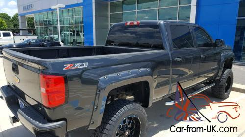 Chevy Dealers In Delaware >> 2017 Chevrolet C/K Pickup 1500 CREW CAB LT 4X4 Z71 WITH 6 ...