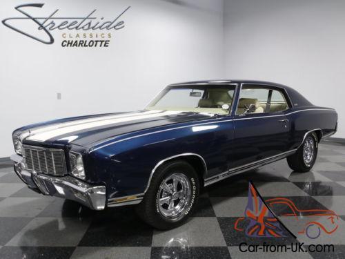 Ss Monte Carlo >> 1971 Chevrolet Monte Carlo Ss 454