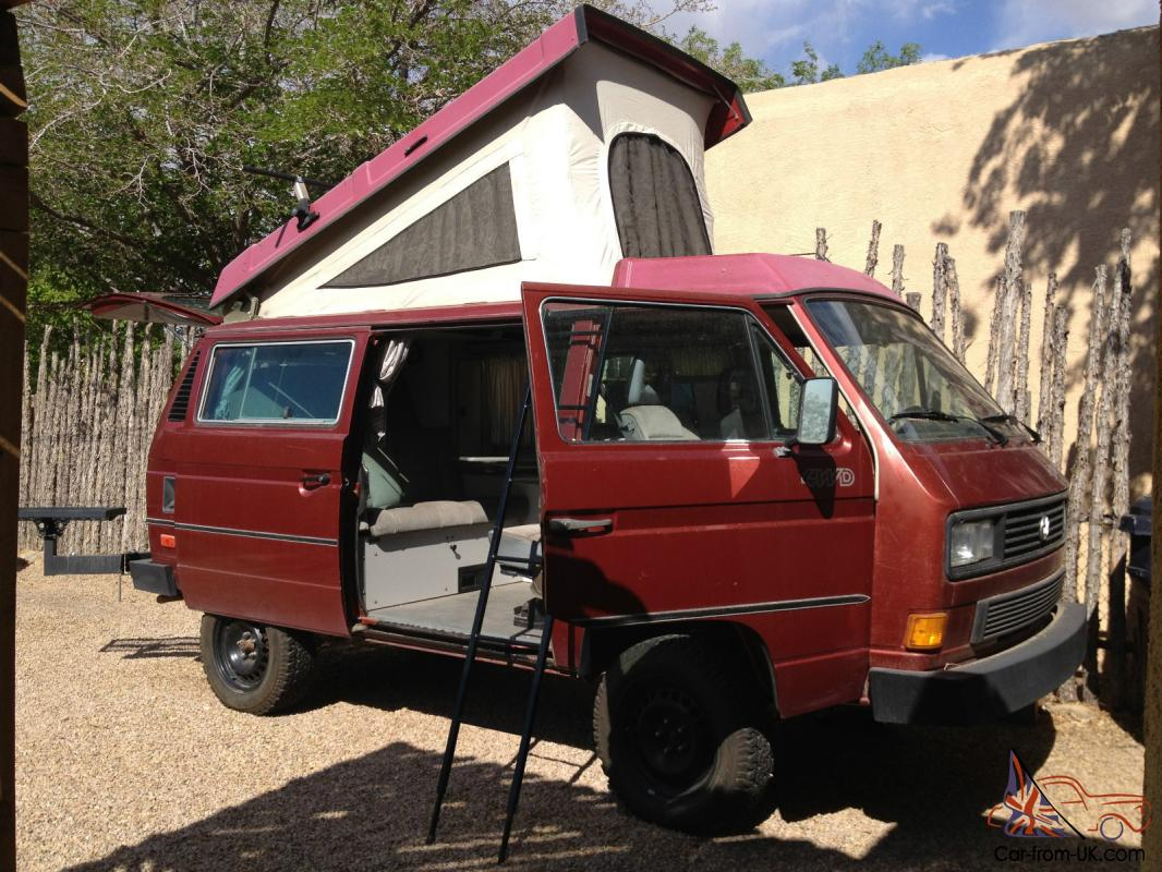 Vw 4x4 Van For Sale Off 64 Www Zrz Com Br