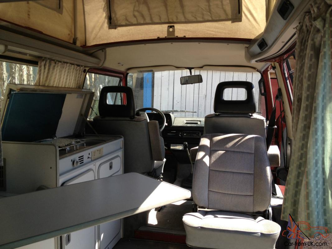 1987 VW Vanagon Syncro Westfalia 4x4 Full Camper