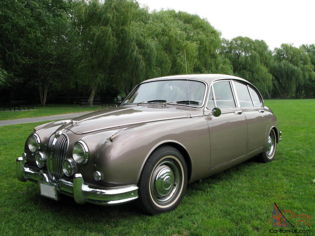Jaguar Mk Ii Mark 2 38 Liter Automatic With 38000 Original Miles 3 8 Ford Engine Diagram