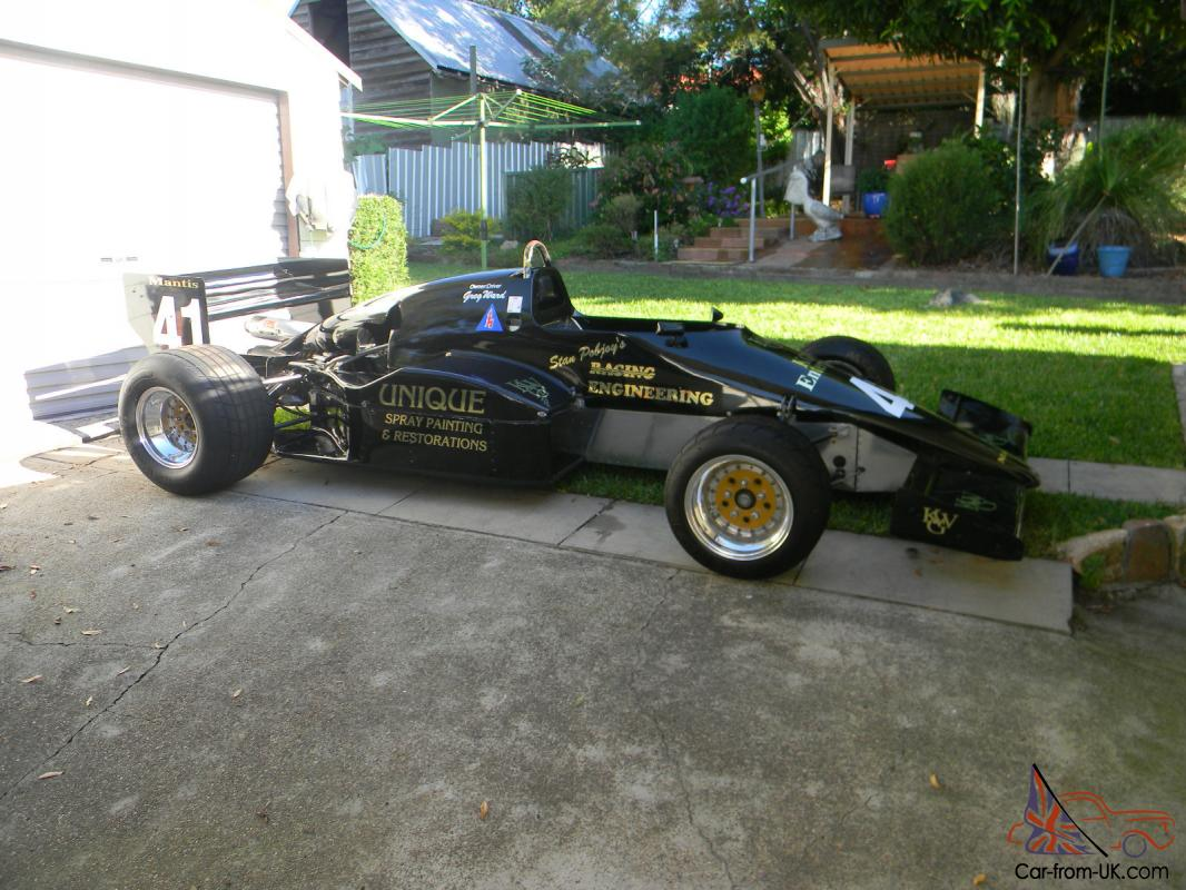 Race Cars For Sale >> Mantis Formula Libre Open Wheel Race Car