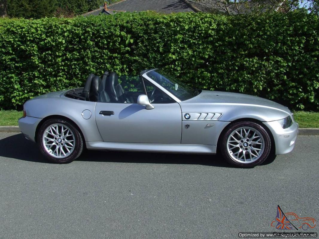 2001 Bmw Z3 M Sport Roadster 2 2i Wide Boy Sp Edt Only