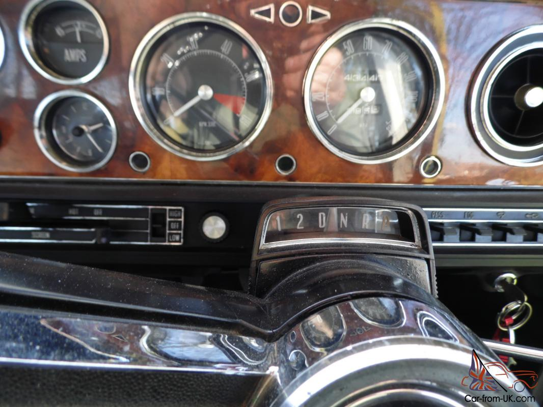 Ford Zodiac Executive 43000 Genuine Miles Exellent 1968