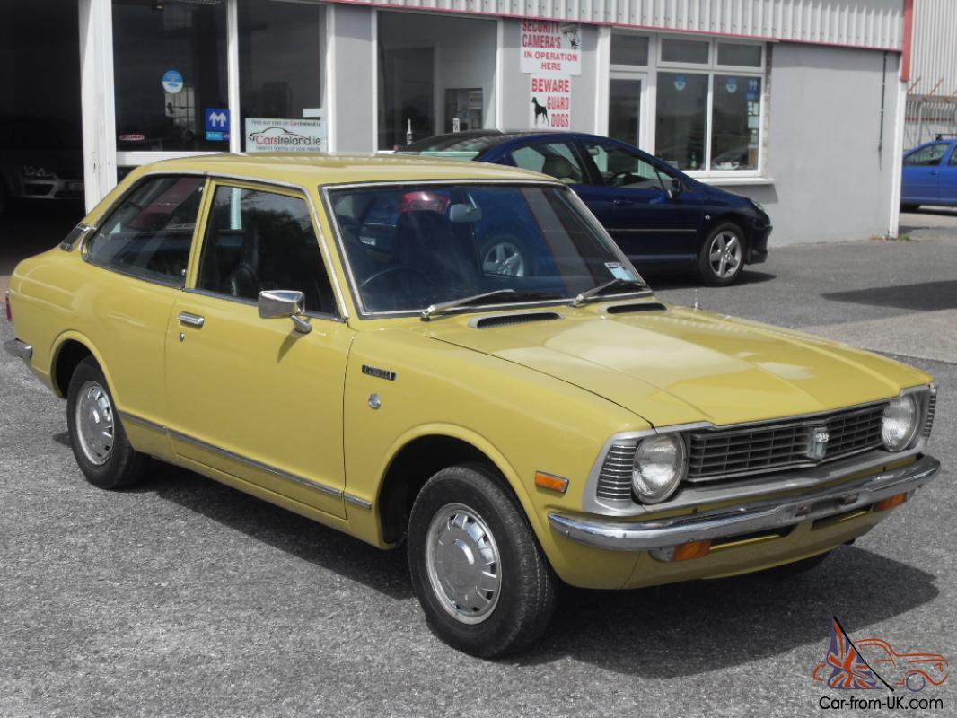 Kelebihan Toyota Corolla Ke20 Tangguh