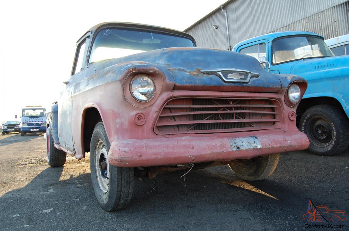Chevrolet 3100 Pickup Blue Ebay Motors 271220187505