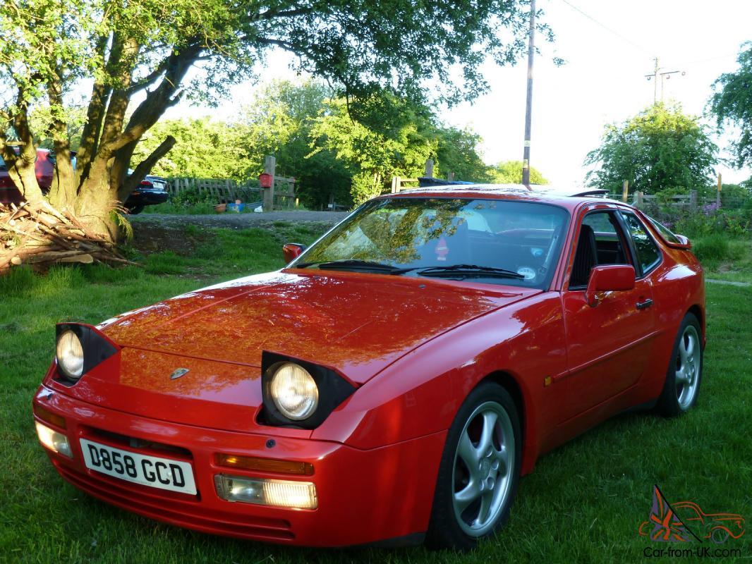 1986 Porsche 944 Turbo 98 000 Miles