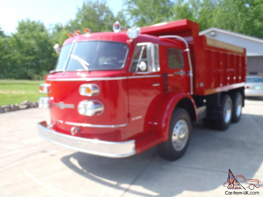 1970 American LaFrance Fire Truck Dump Truck Conversion ...