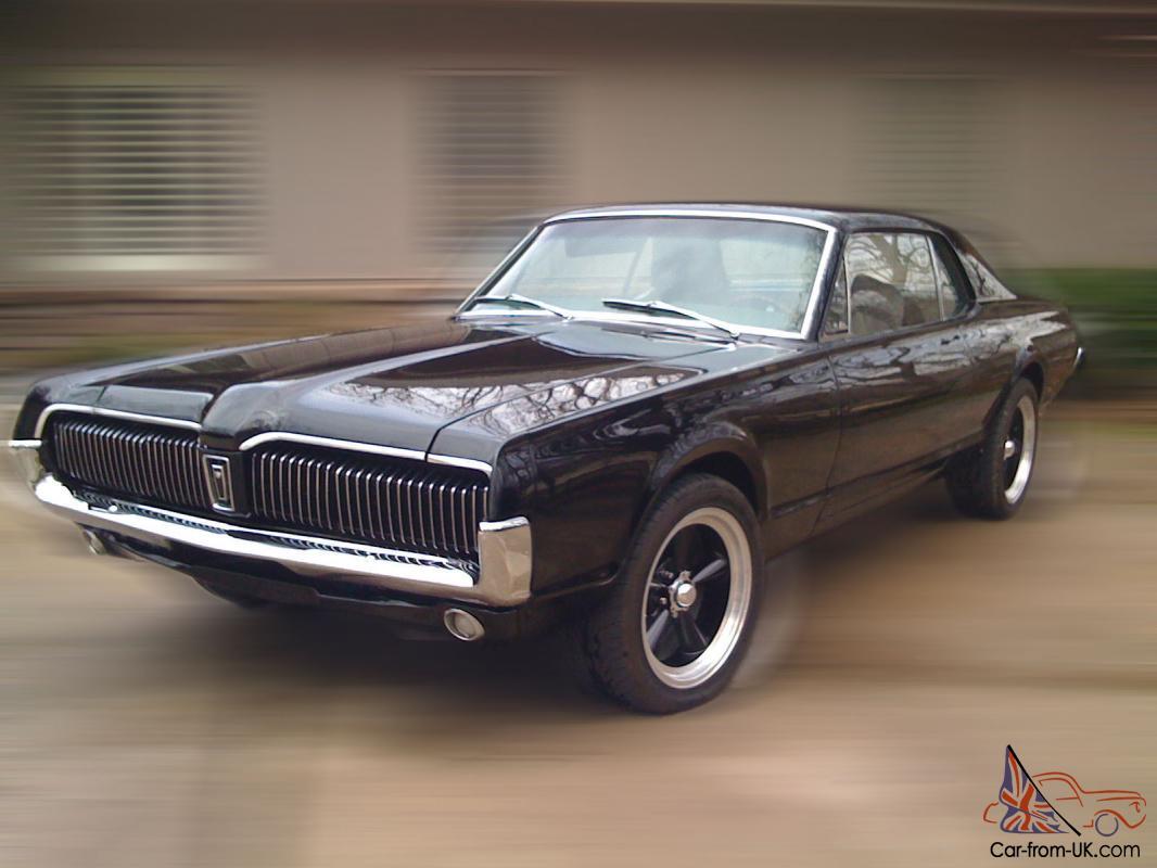 1968 Mercury Cougar Restomod