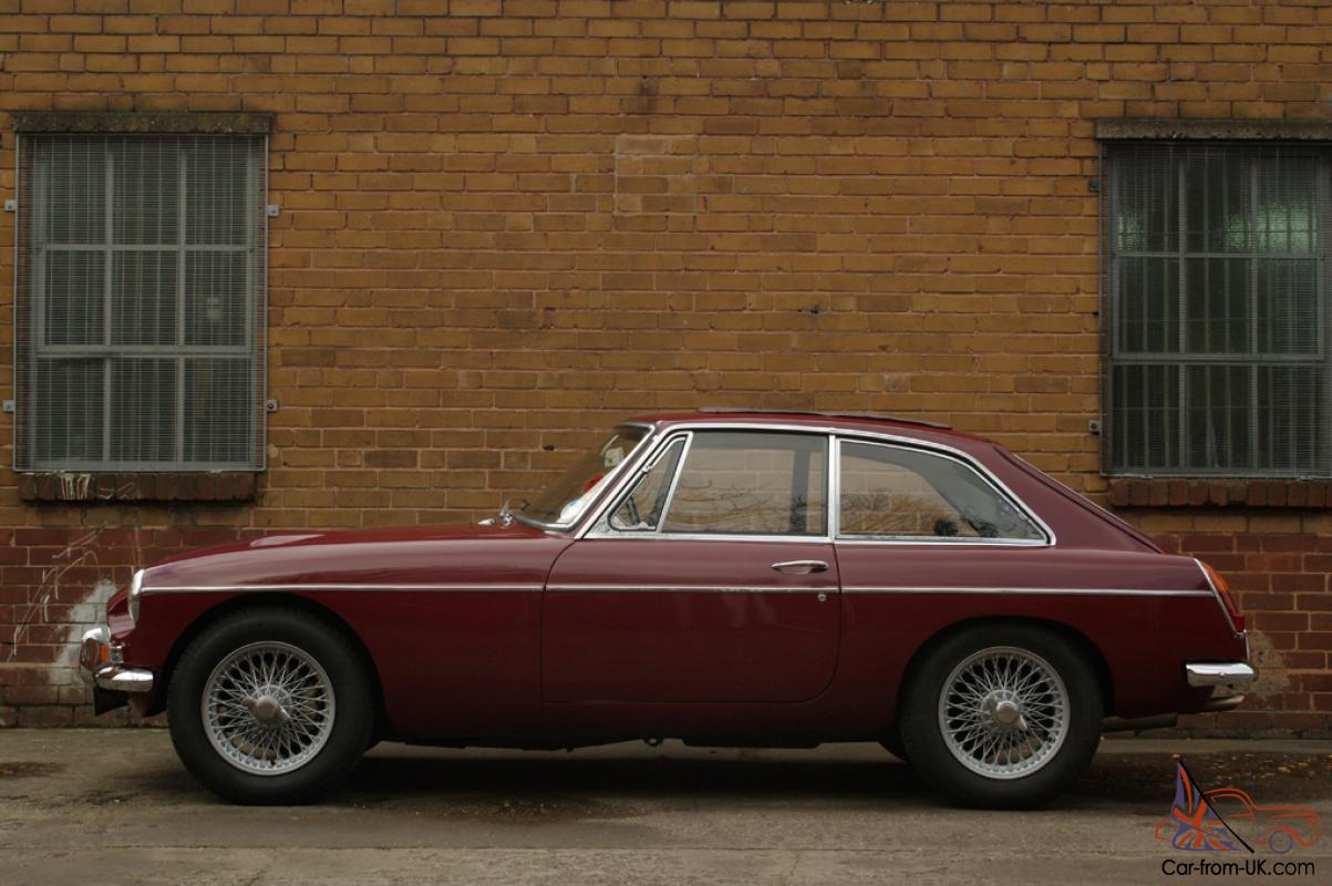 MGC GT Restoration Commission from