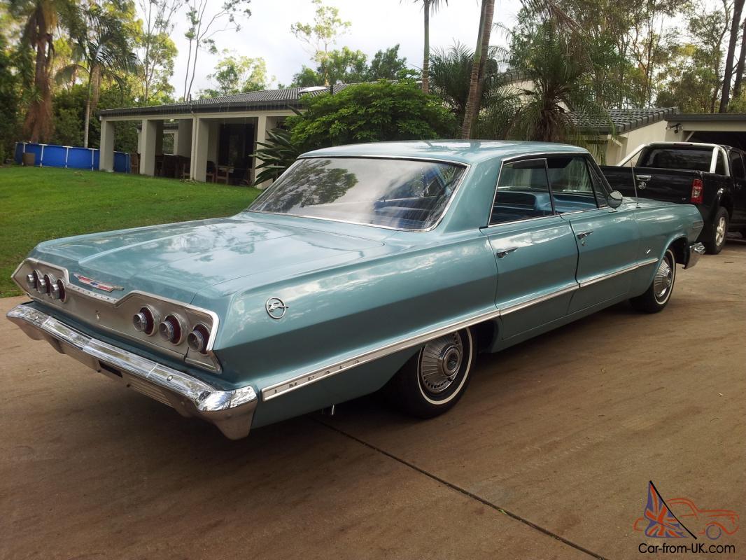 Chevorlet Impala 1963 Sports Sedan
