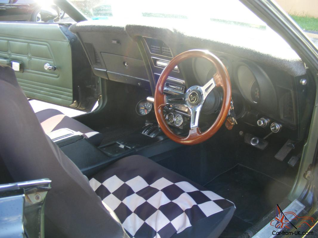 Ford Mustang 1972 2D Hardtop 3 SP Automatic 4 7L Carb