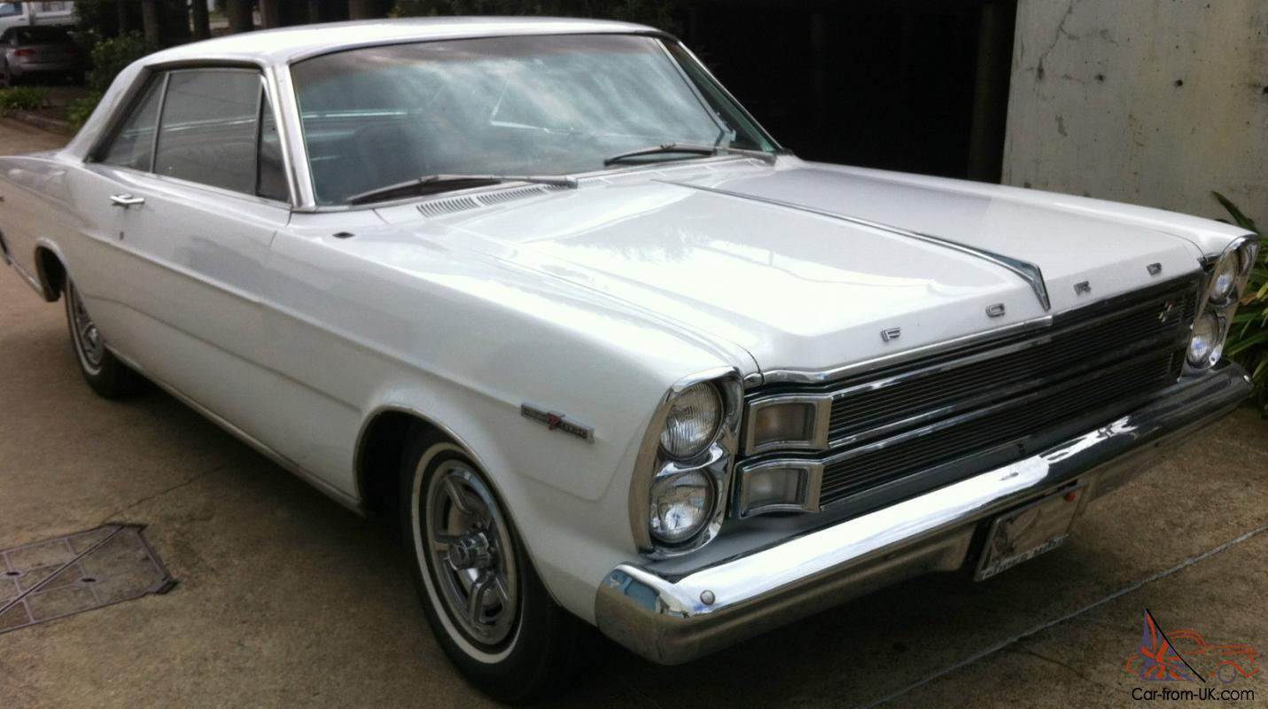 1966 Ford Galaxie 428 7 Litre Coupe Unbelievably Original Better 1970 Ltd Convertible Than A Mustang