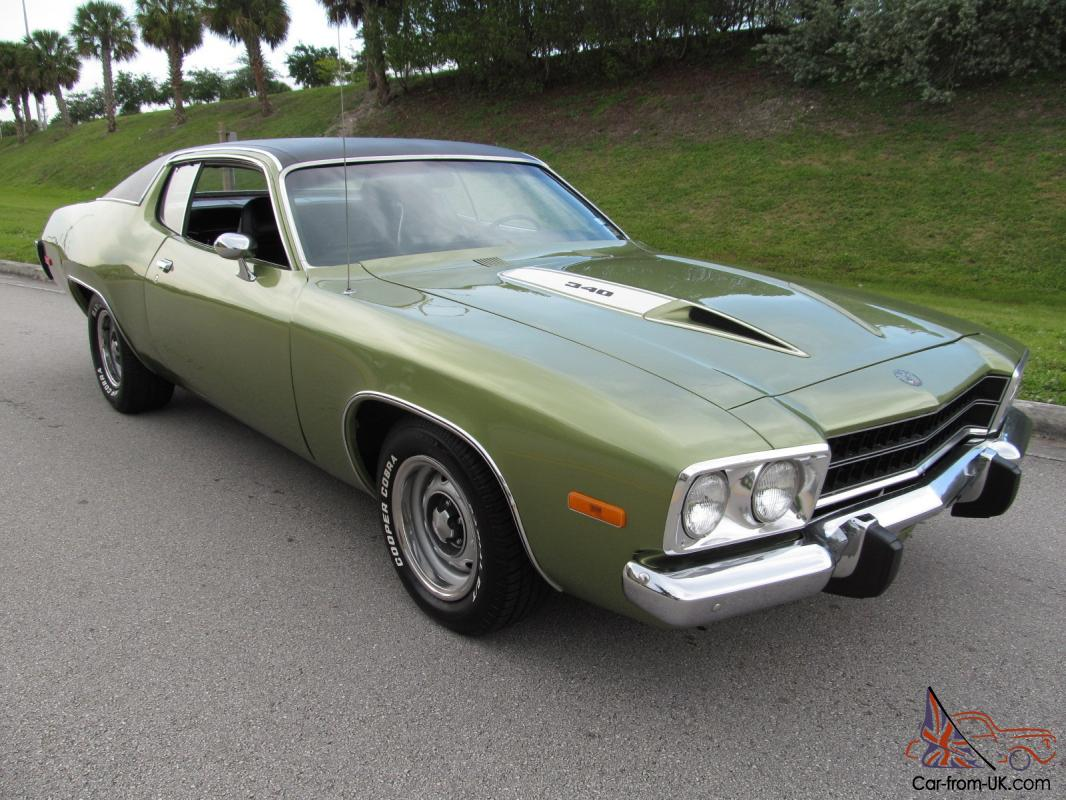 Road Runner Auto Sales >> 1973 Plymouth Roadrunner Great Condition