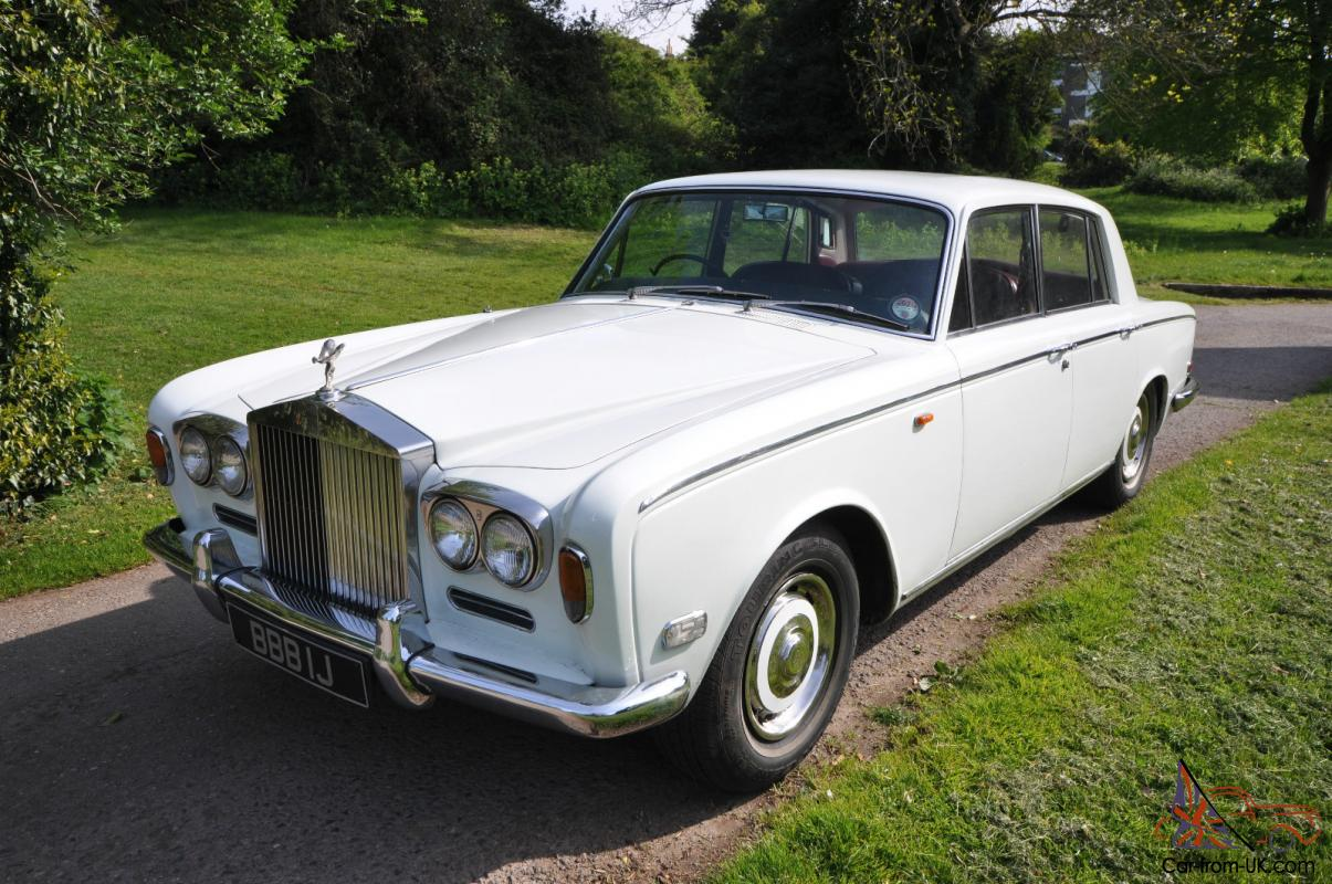 1970 Rolls Royce Silver Shadow  Registered