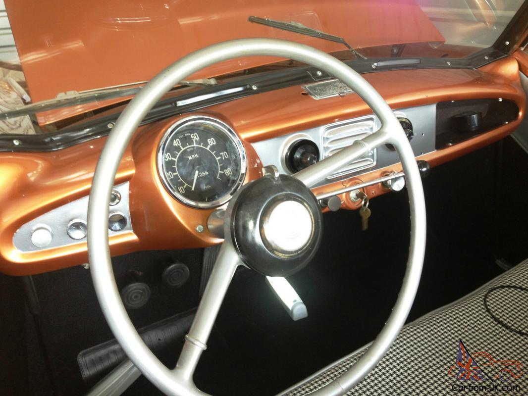 1957 AMC/Nash Metropolitan