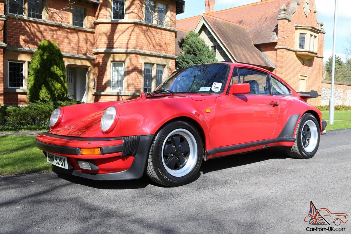 1980 PORSCHE 911 TURBO classic Car