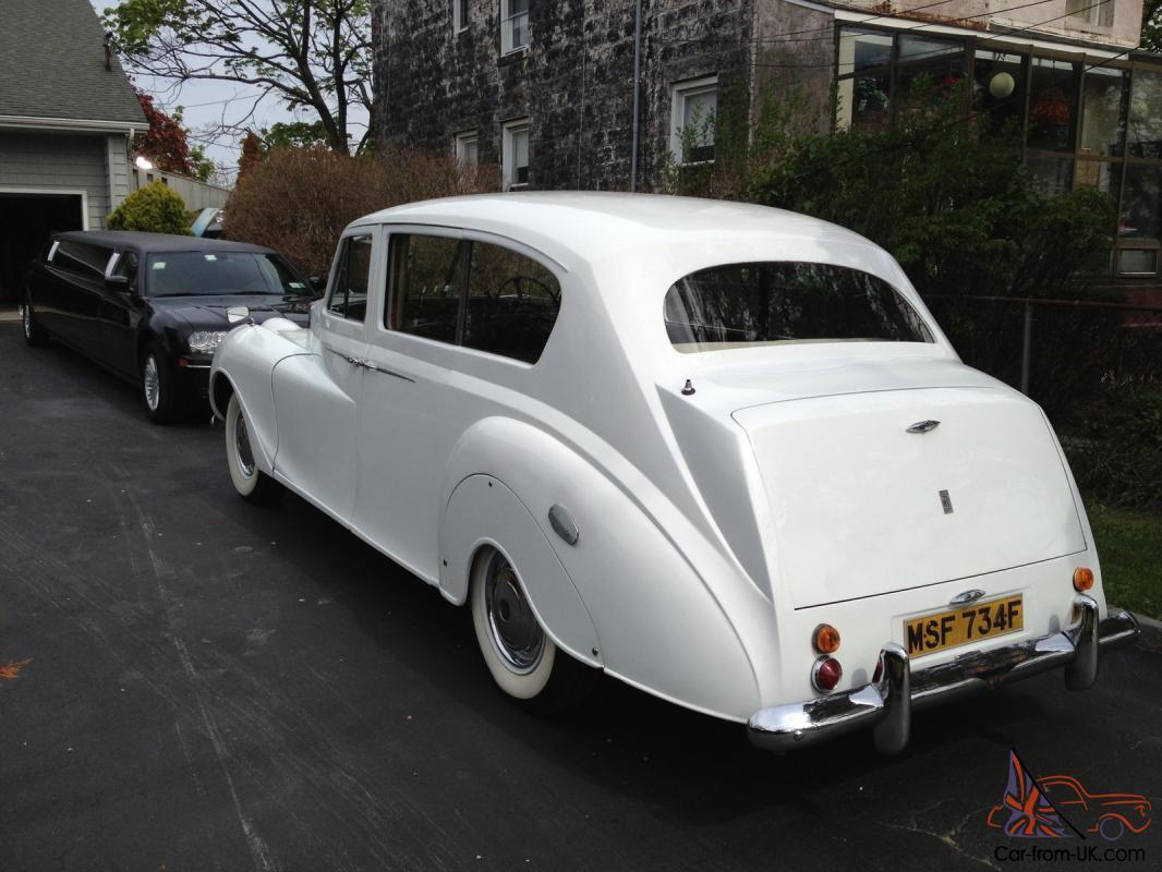 1963 Austin Princess, Rolls Royce, Grill w/flying lady ...