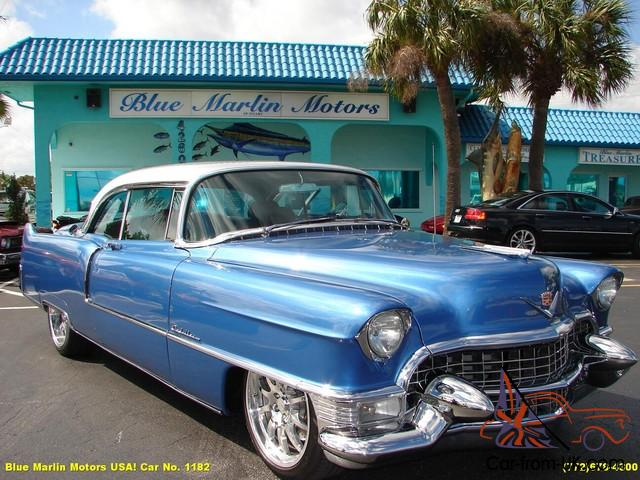 Classic Cadillac For Sale >> 1955 Classic Cadillac Coupe Deville Cts V Resto Mod Update Ls 2 Engine 6 Speed