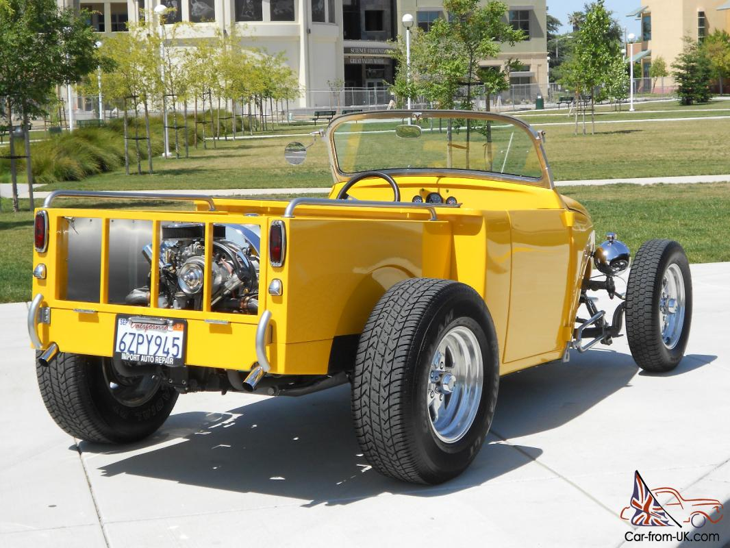 Full Custom 1965 Vw Bug Volksrod Pickup Show Car Volkswagen Ships 65 Wiring Harness Worldwide