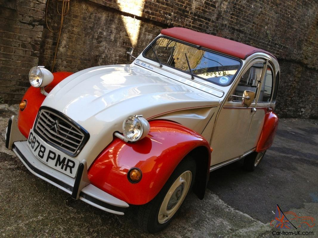 1990 Citroen 2cv6 Dolly   Garaged Since New And Just