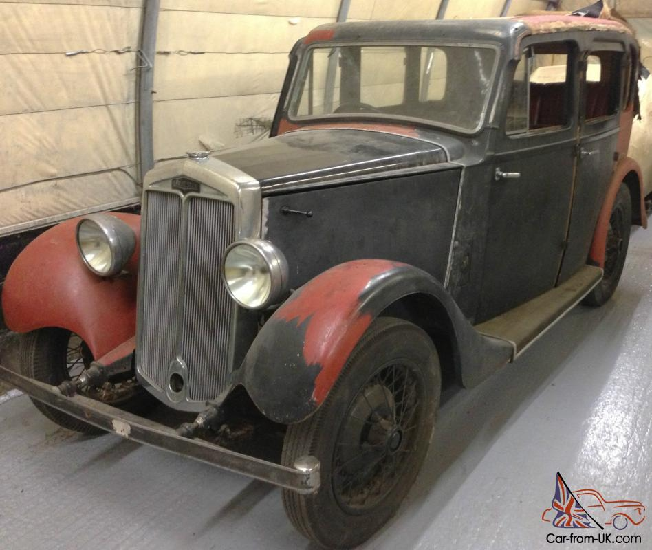 1935 Lanchester 1141CC