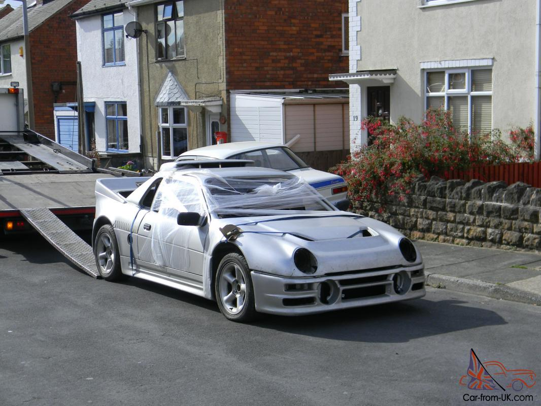 Ford Rs200 Kit Car Replica Mid Mounted Cosworth Engine Track Day