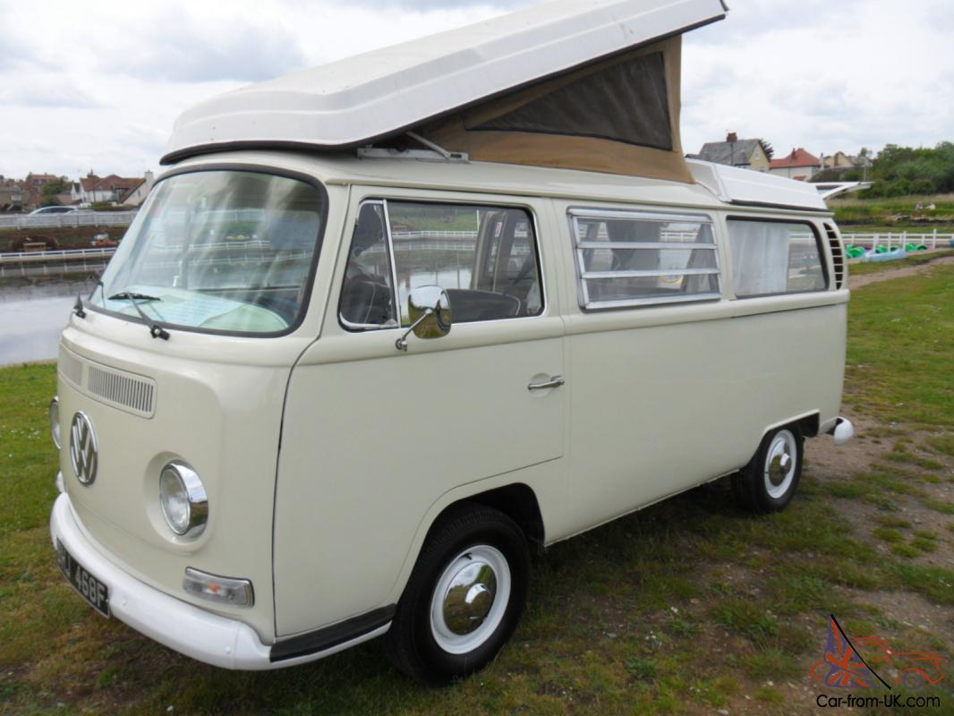 1968 volkswagen westy camper van