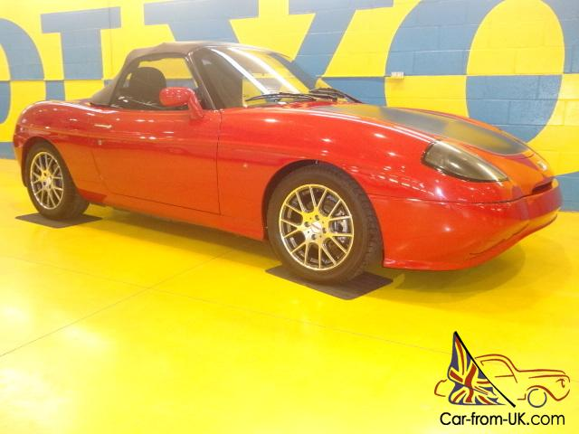 Collection Item Barchetta Maggiora Almost New Small Ferrari Usa Spec