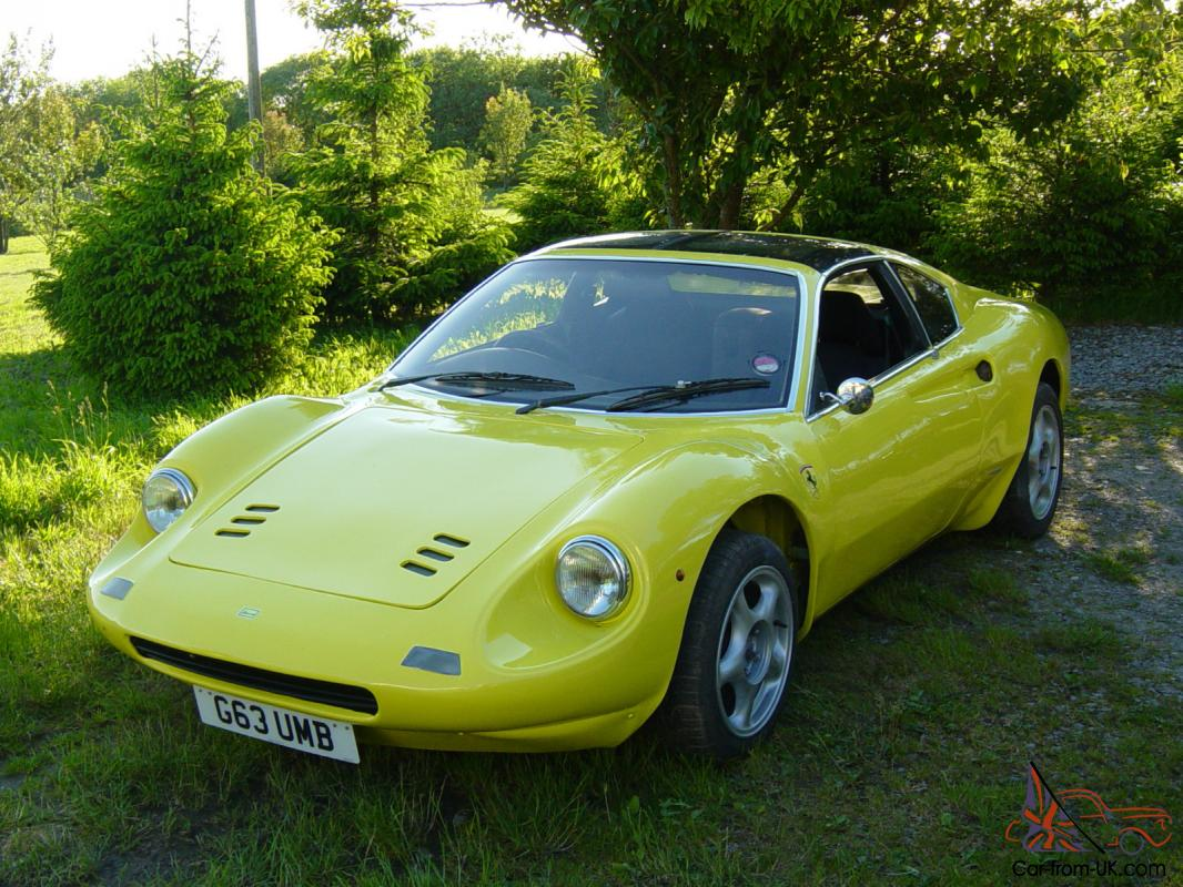 Dino 246gt Replica Mr2 Based Dino 246 Gt Replica Project