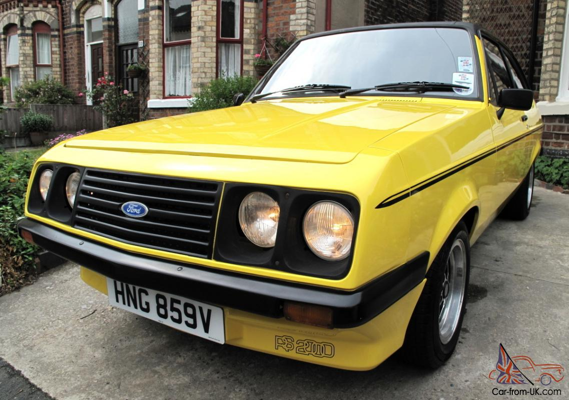 ford escort rs2000 cars for sale
