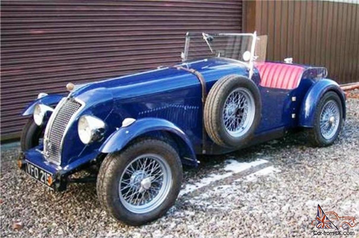 Ac 2 Litre Sportscar For Sale